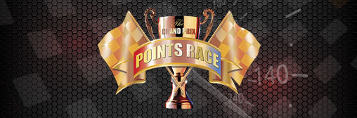 Winners Circle Points Race