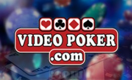 Play all of your favorite video poker games.
