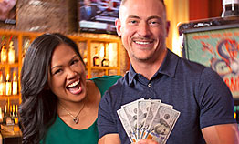 The Gilpin's got the newest & hottest slots!