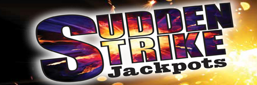 Sudden Strike Jackpot Hot Seats!