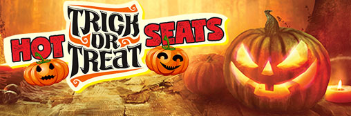 Trick or Treat Hot Seats