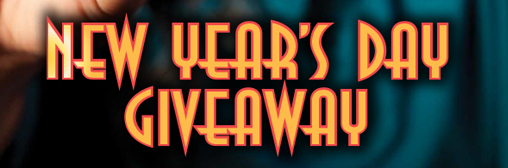 New Year's Day Giveaway!