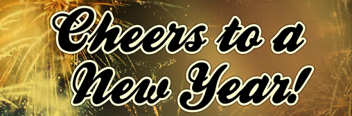 Cheers to a New Year!