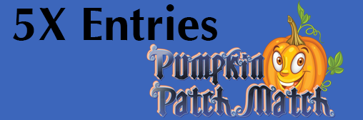 5X entries Pumpkin Patch Match